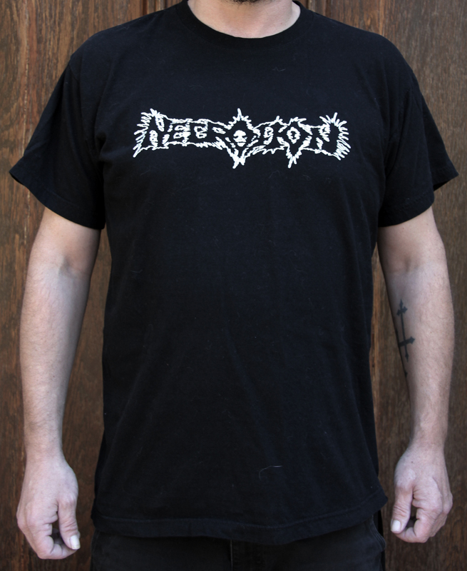 NECROTION Logo T-Shirt