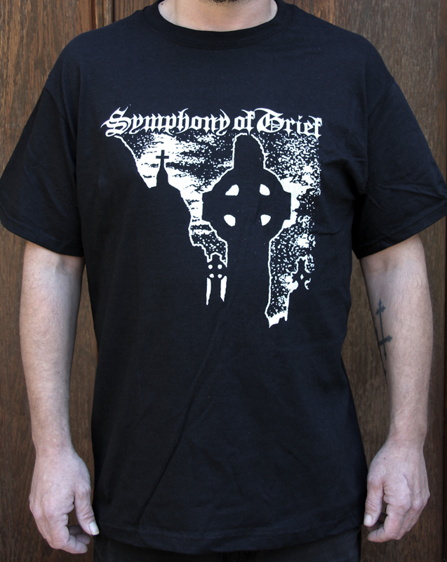 Symphony of Grief Immortal Suffering Shirt