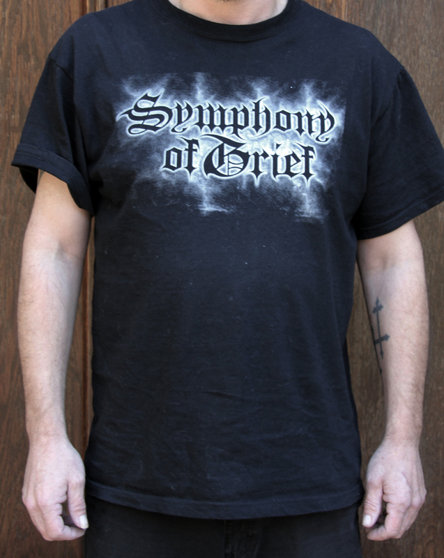 Symphony of Grief Logo Shirt